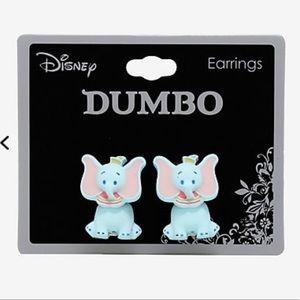 Disney Dumbo earrings by Hot Topic